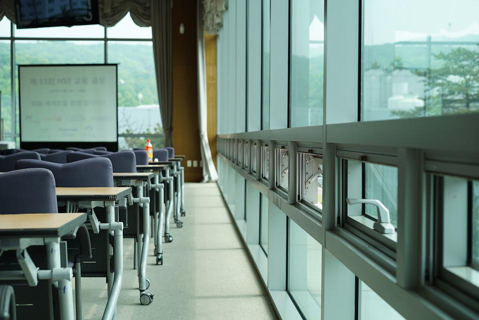 Window, The Business, Office, Seminar, Company