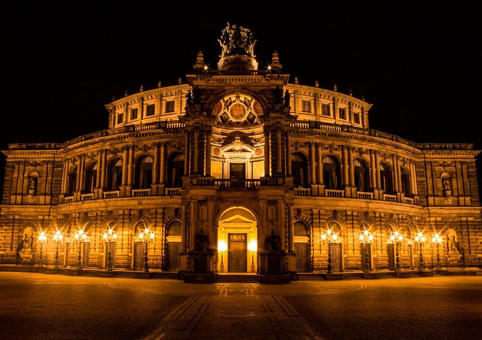 Dresden, Places Of Interest, Semper Opera House, Opera