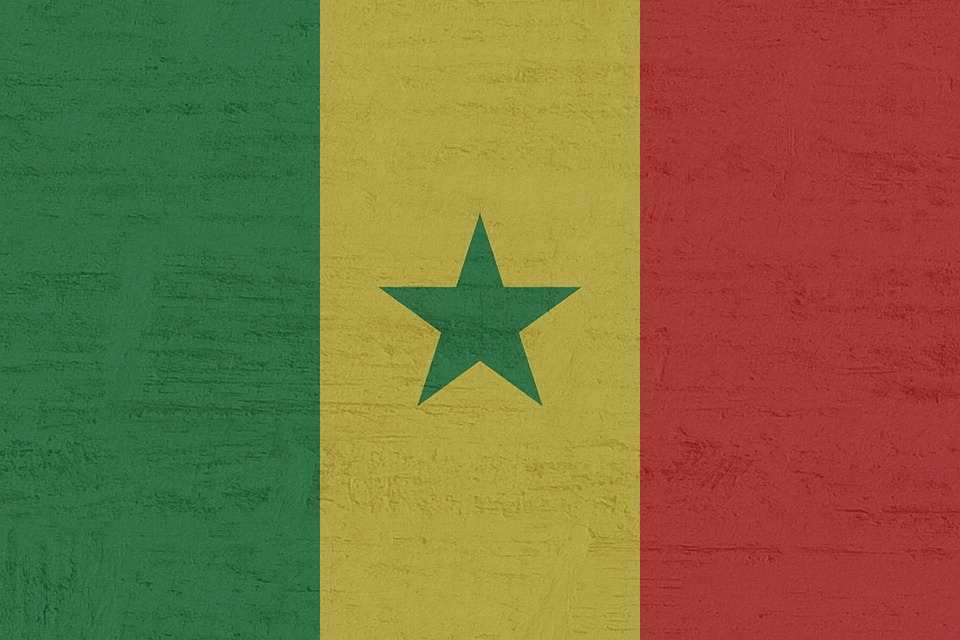 Senegal, Flag