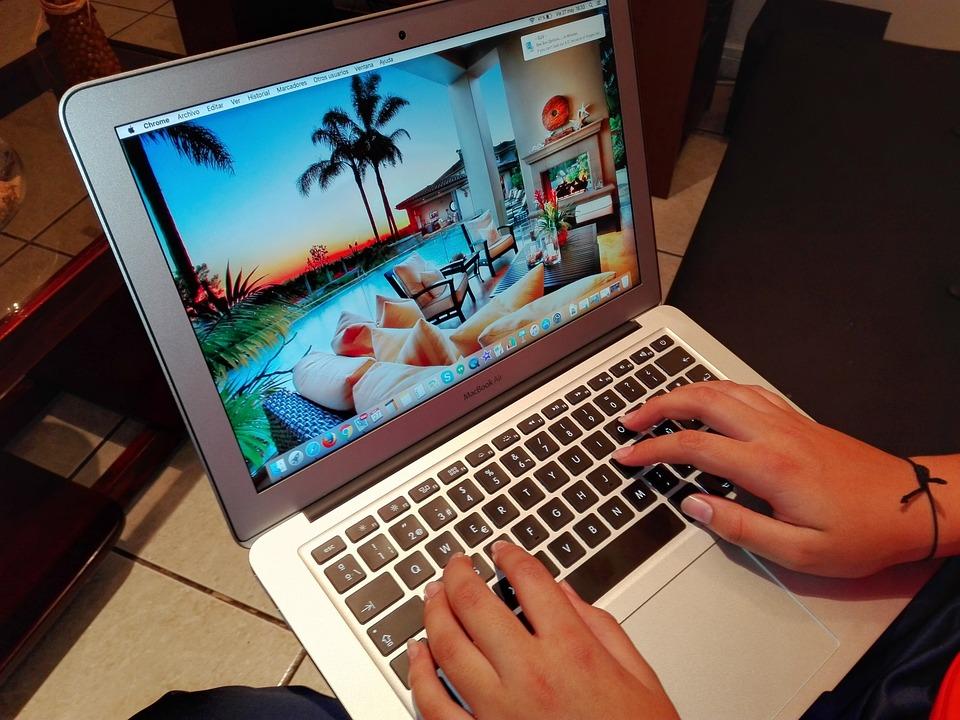 Mac Book, Seo, Marketing, Online Analysis