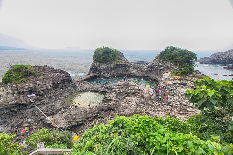 Jeju, Jeju Island, Seogwipo, The South Coast, The Very