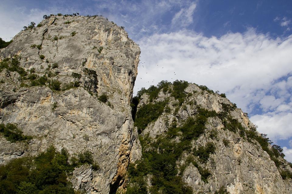 Mountains, Serbia, Rocks, Scenery