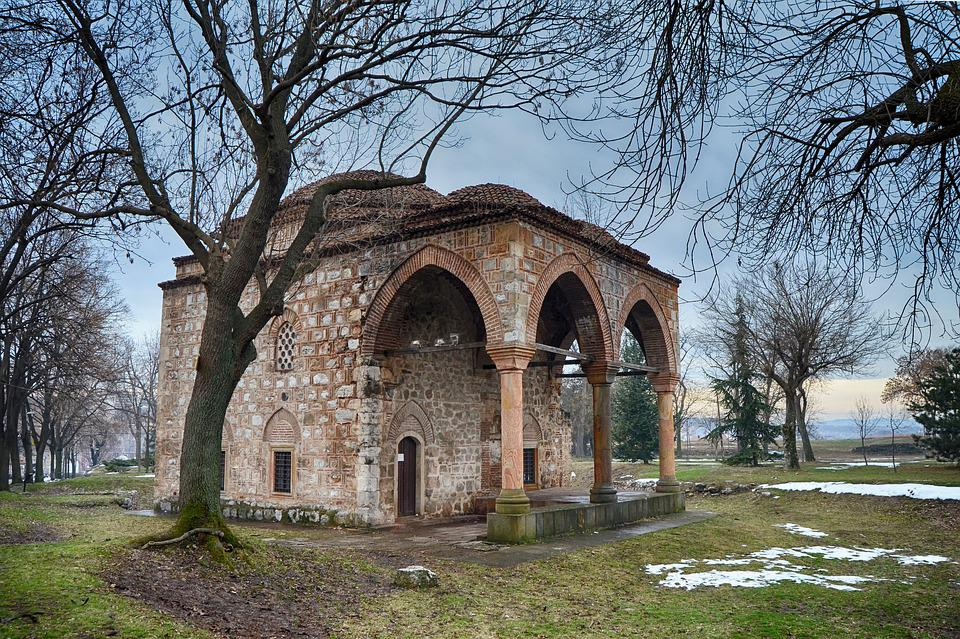 Mosque, Serbia, Old, Historic, Europe, Travel