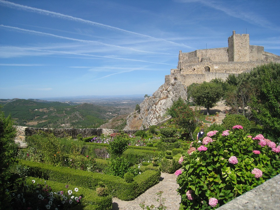 Marvão, Portugal, Serra