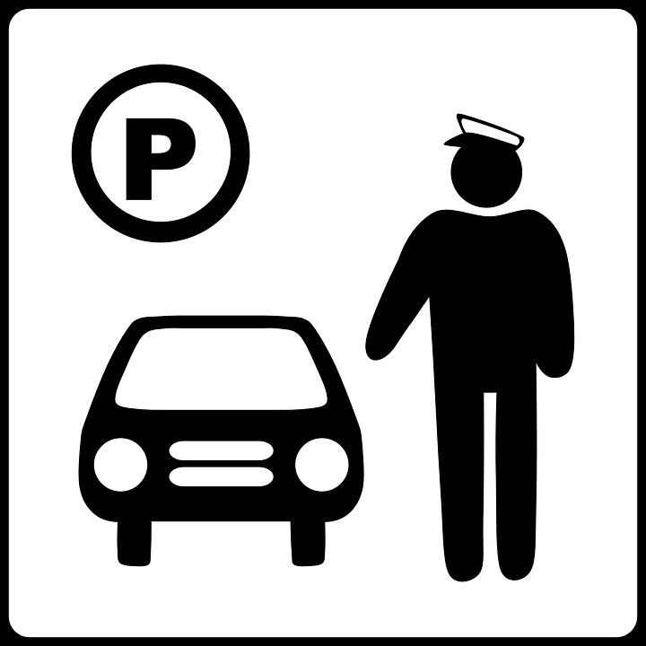 Attendant, Car, Parking, Service