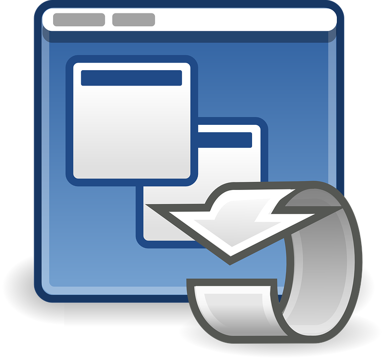 Session, Temporary, Windows, Refresh, Reload, Restart