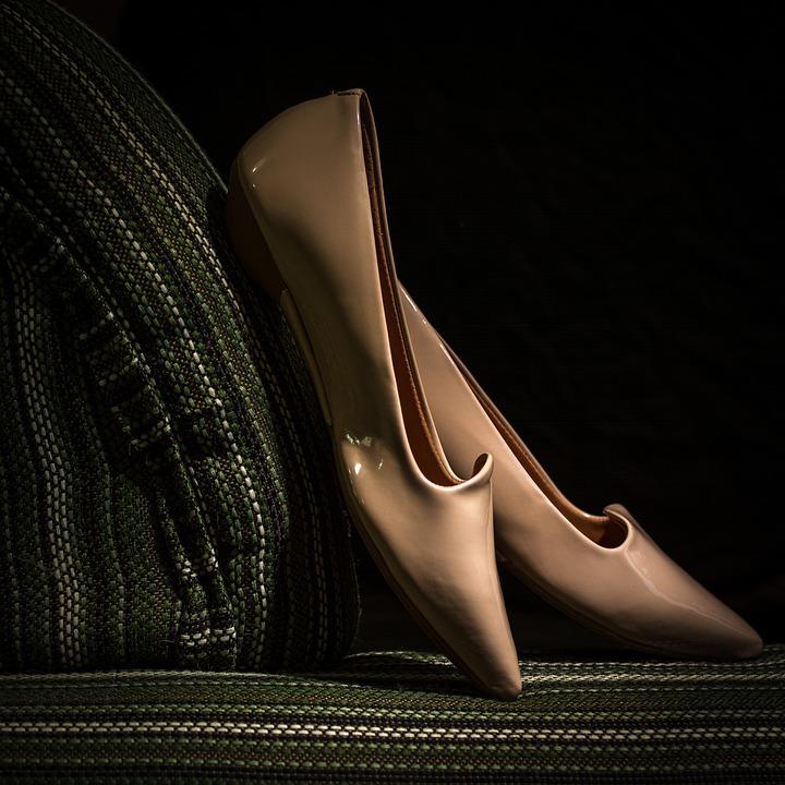 Shoes, Female, Sets, Feet