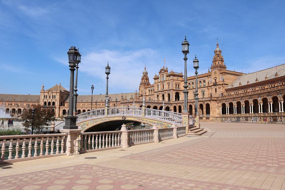 Seville, Plaza De España, Historically, Andalusia