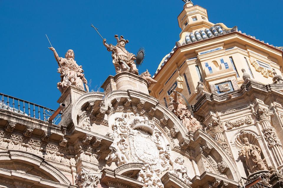 Seville, Streets, Architecture