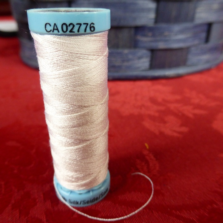 Sew, Sewing Thread, Thread, Role, Haberdashery