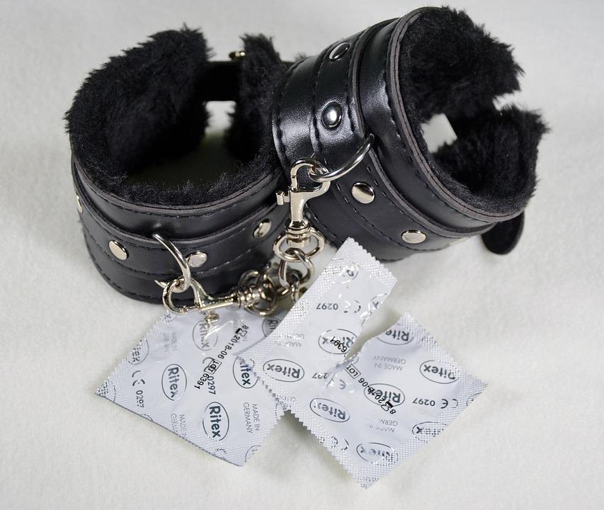 Handcuffs, Sm, Sex, Aids, Hiv, Bless You, Bondage