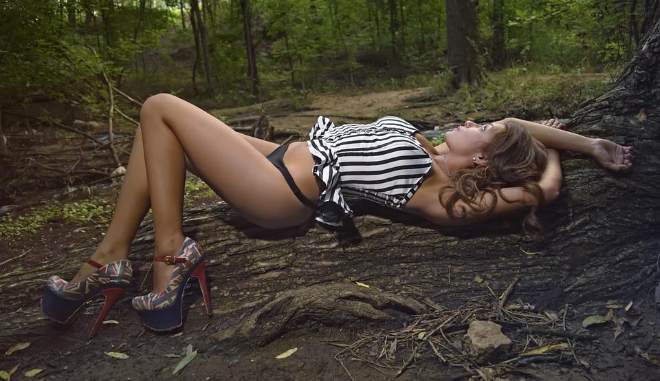 Model, Beautiful Woman, Underwear, Sexy, Sensual, Body