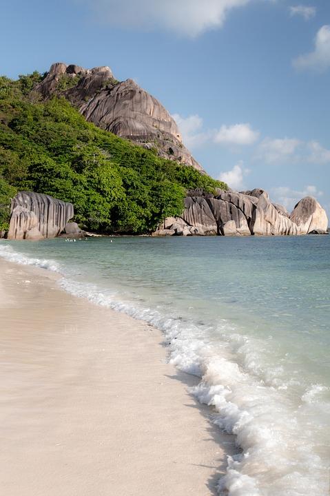 Seychelles, An Island, Holiday, The Tropics, Travel