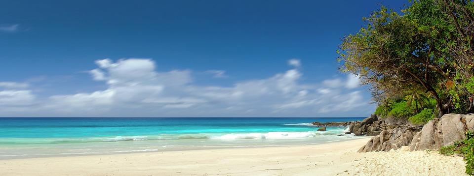 Seychelles, Sea, Ocean, Holiday, Recreation, Bathing