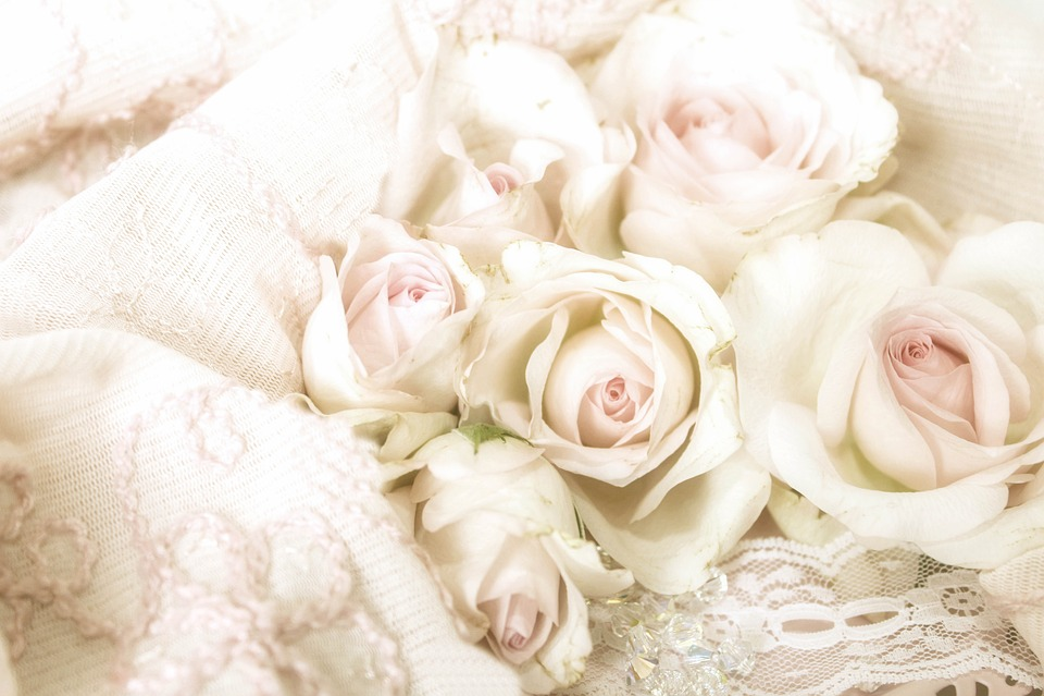 Free photo Shabby Chic Antique Wedding Vintage Roses Pastel - Max Pixel