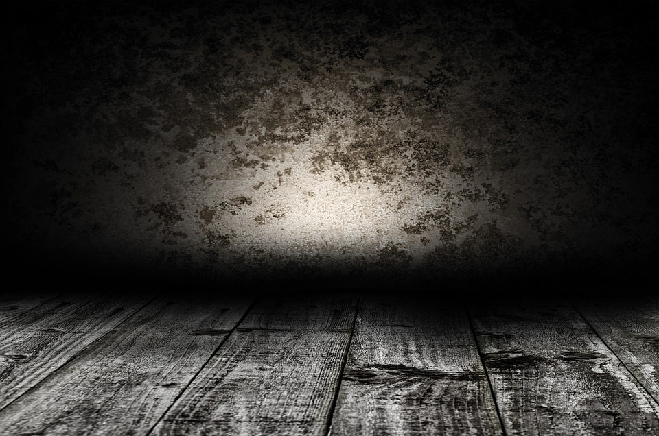 Room, Background, Dark, Shadow, Wall, Brown, Light