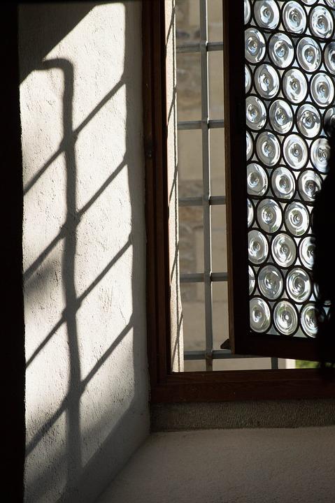 Window, Shadow, Light