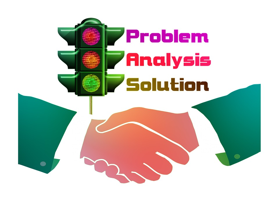Shaking Hands, Traffic Lights, Problem, Analysis