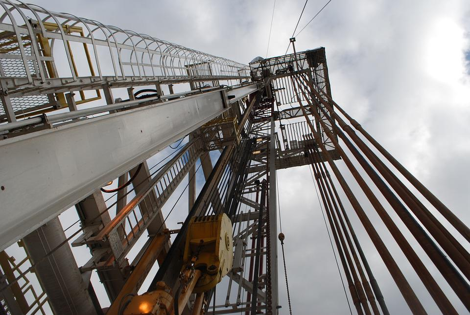 Drilling Rig, The Drill String, Shale Gas