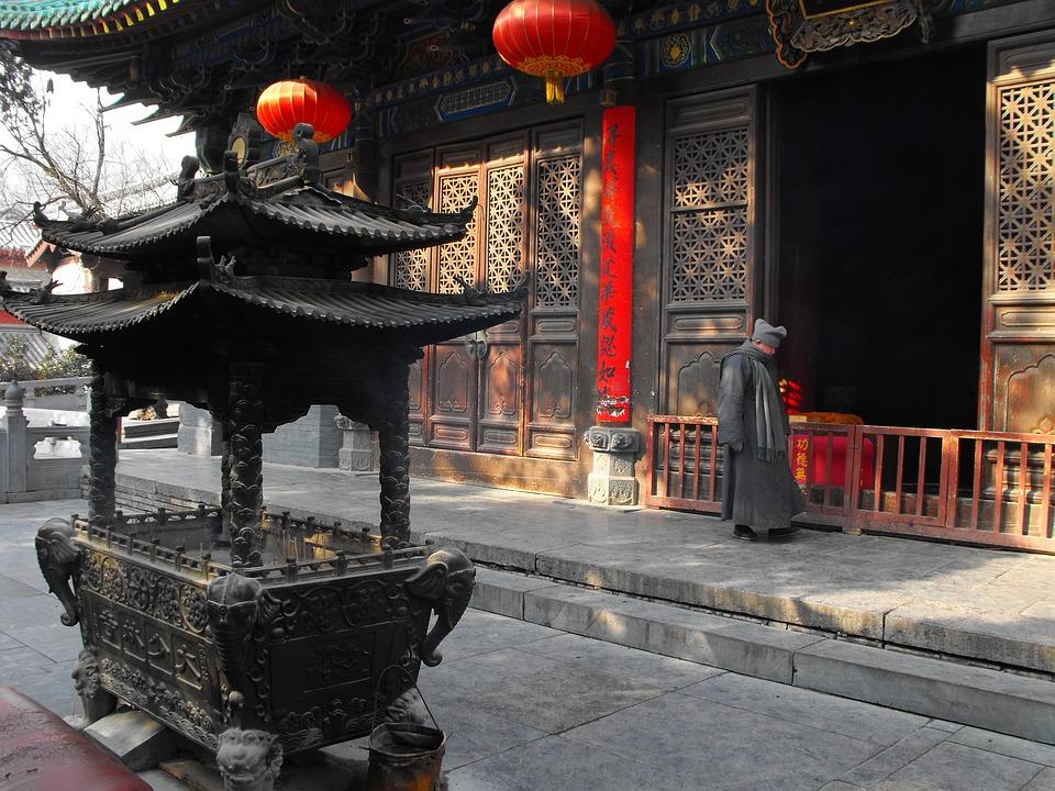 Shaolin, Temple, Chinese, Monastery, History