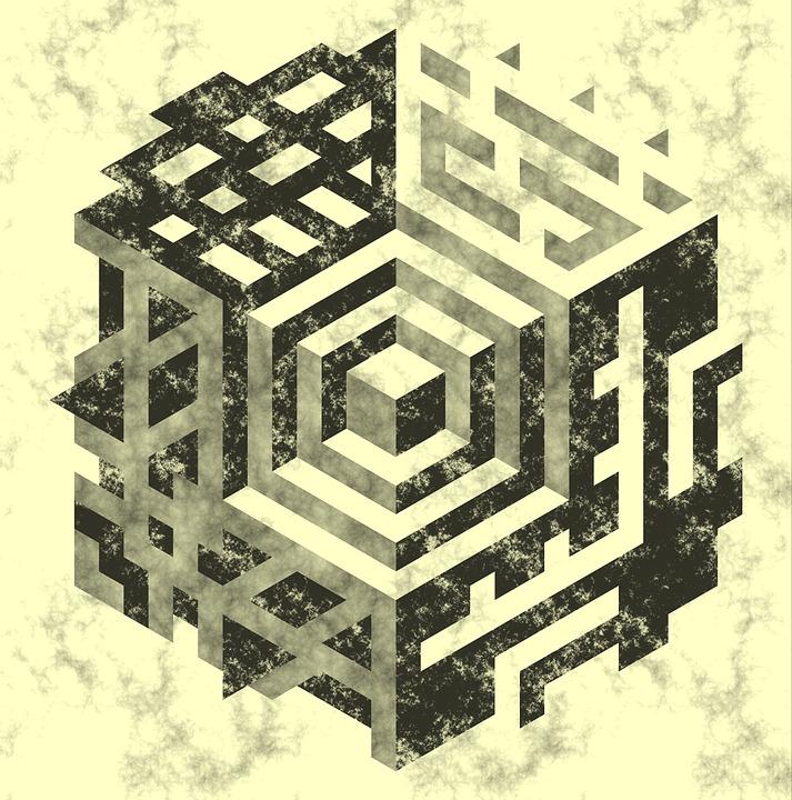 Abstract Art Design Shape