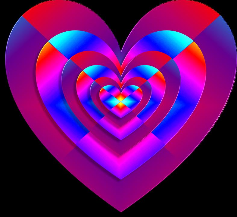 Valentine, Love, Heart, Design, Romance, Shape, Red