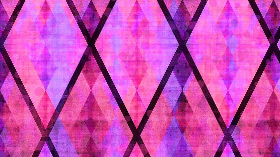 Rhomboid, Rhombus, Mosaic, Diamond, Geometric, Shape