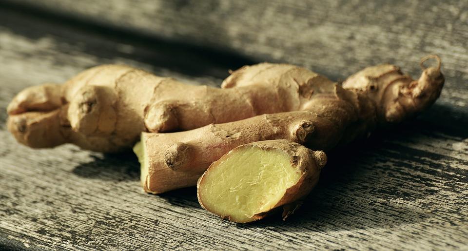 Ginger, Natural Remedies, Tuber, Spice, Sharp, Ingber