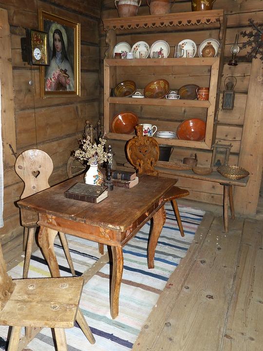 Living Room, Room, Space, Residential House, Shelf