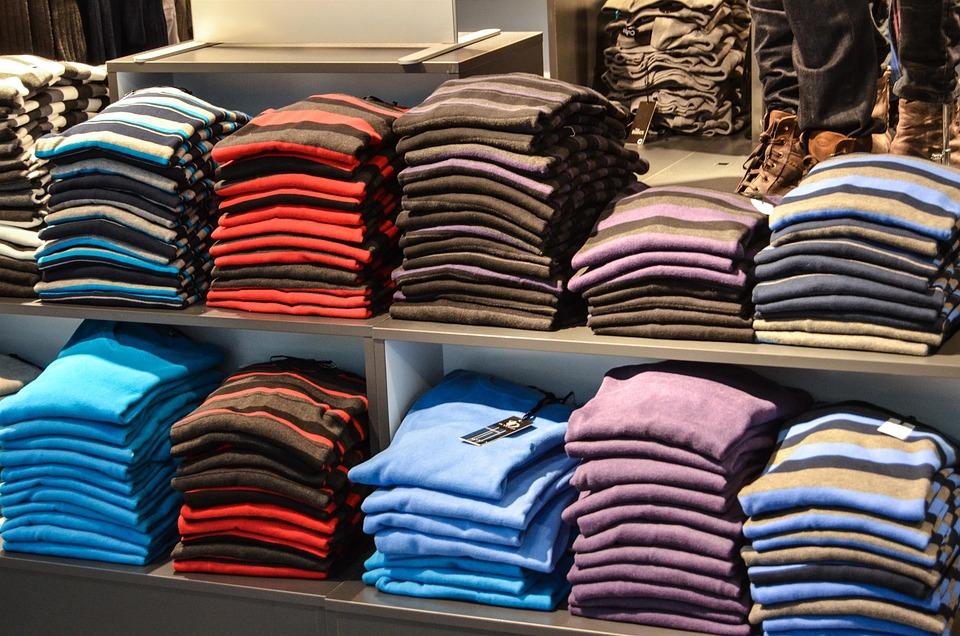 Sweaters, Sweater, Exhibition, Shop, Shopping, Shelf