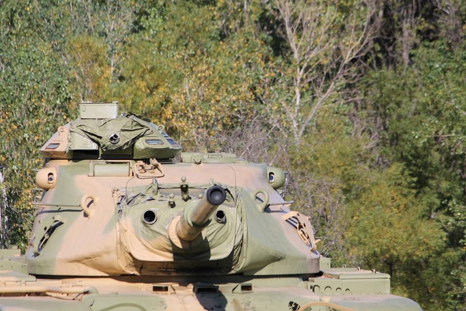 Military, Sherman, Tank, Army, Vehicle