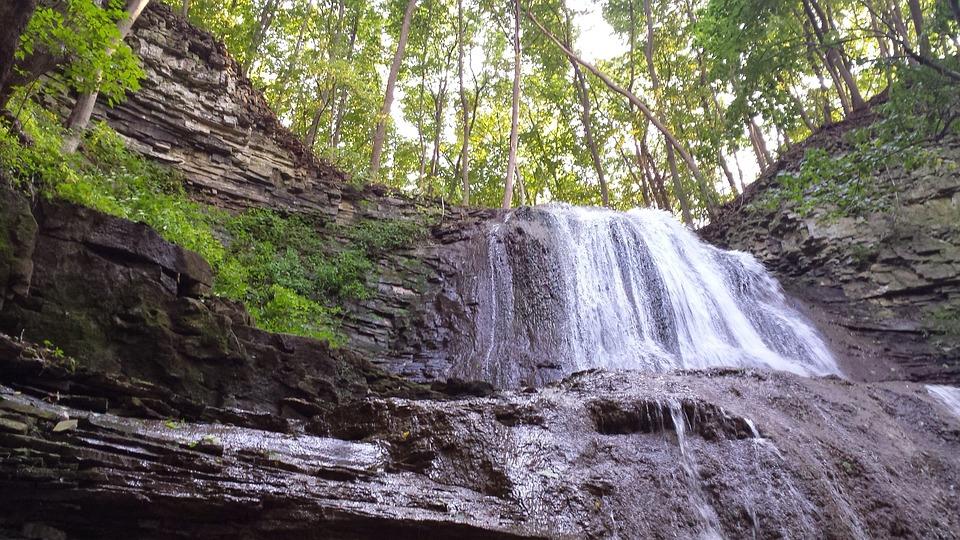 Sherman Falls, Waterfall, Hamilton