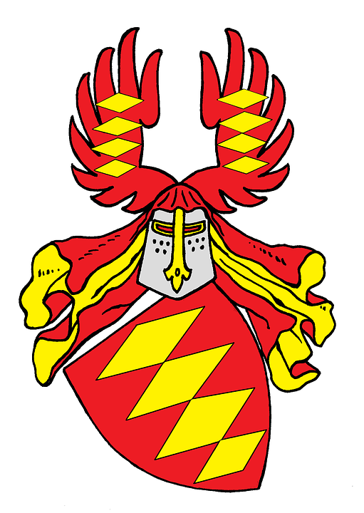 Allstedt, Coat Of Arms, Symbol, Heraldry, Shield