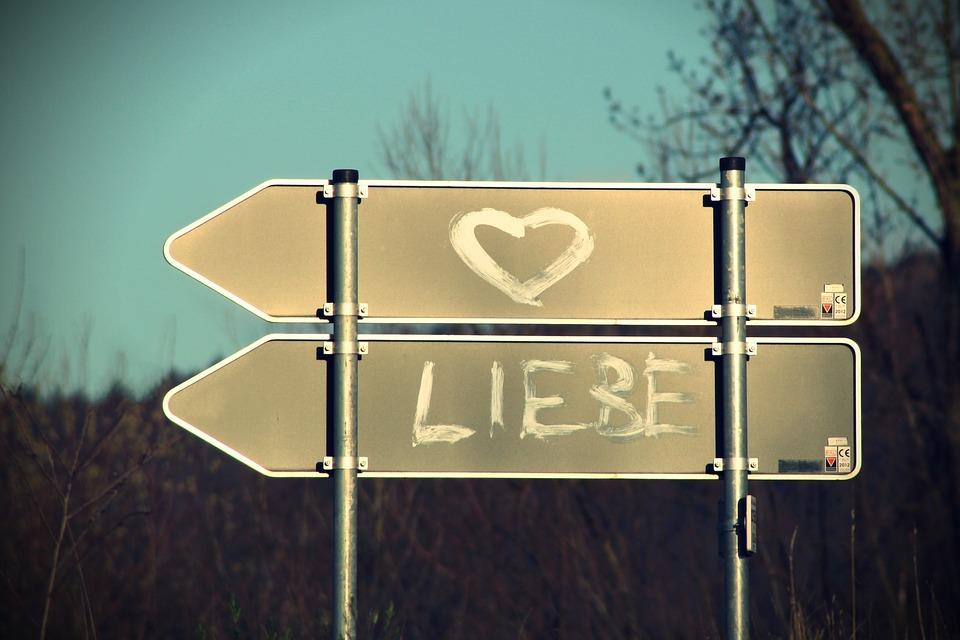 Shield, Love, Heart, Direction, Traffic Sign, Wedding