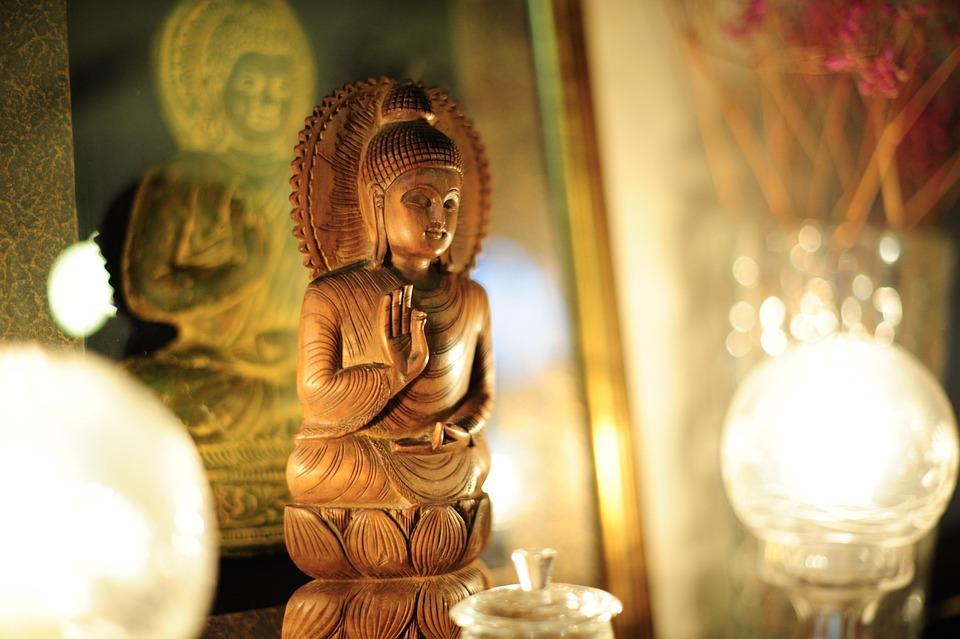 Buddha, Bright, Shine