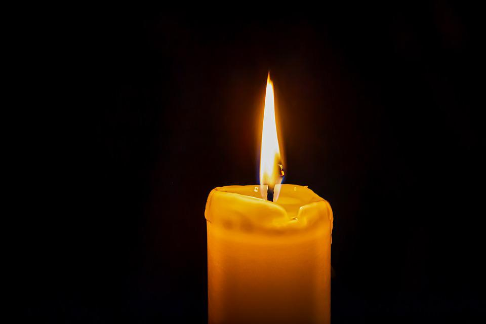 Candle, Shining, Flame, Candlelight, Light, Advent