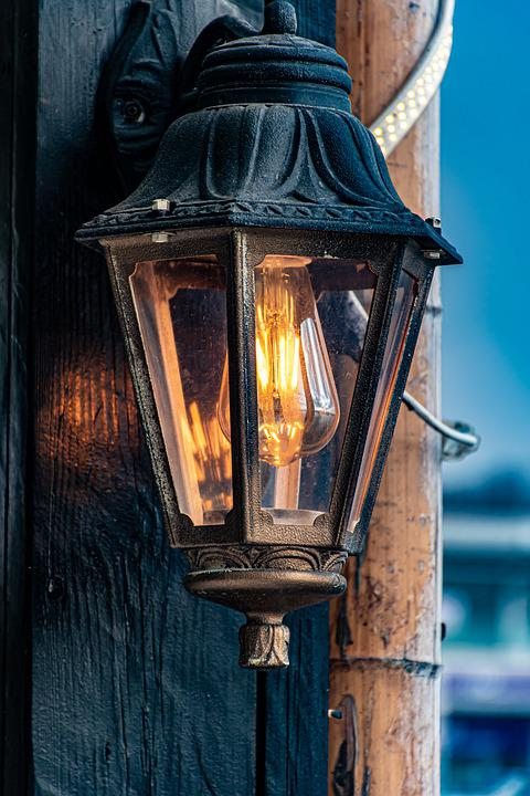 Lamp, Light, Lightbulb, Certain, Shining, Glow, Bulb