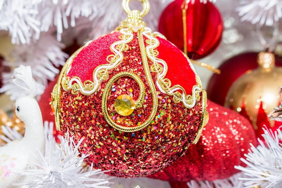 Decoration, Christmas, Celebration, Winter, Shining