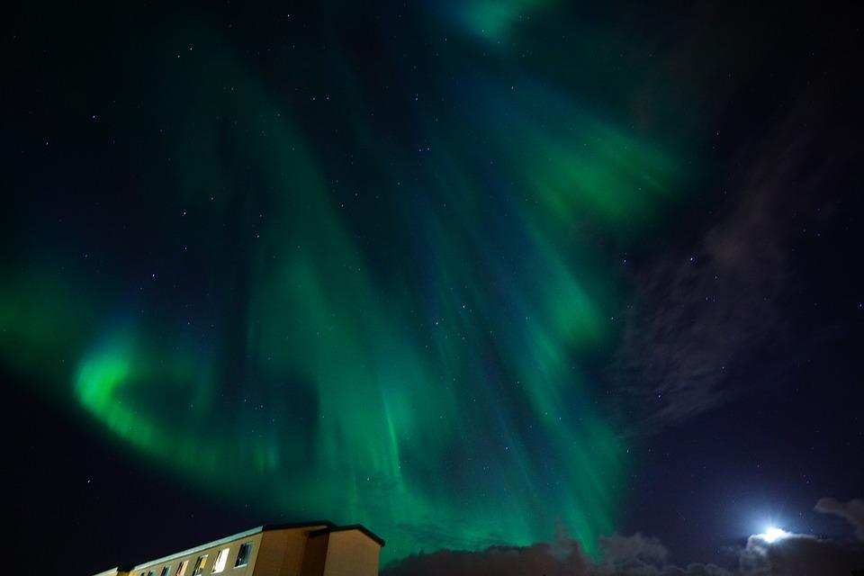 Aurora, Northern Lights, Light Phenomenon, Shining