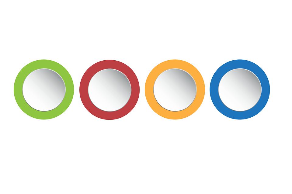 Concept, Button, Empty, Web, Internet, 3d, Shiny, Icon