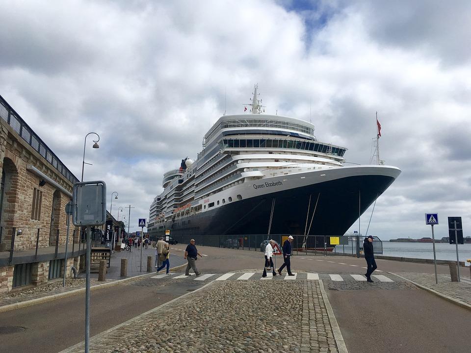 Cruise, Ship, Cruise Ship, Maritime, Shipping, Port