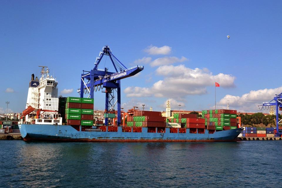Port, Harbor, Ship