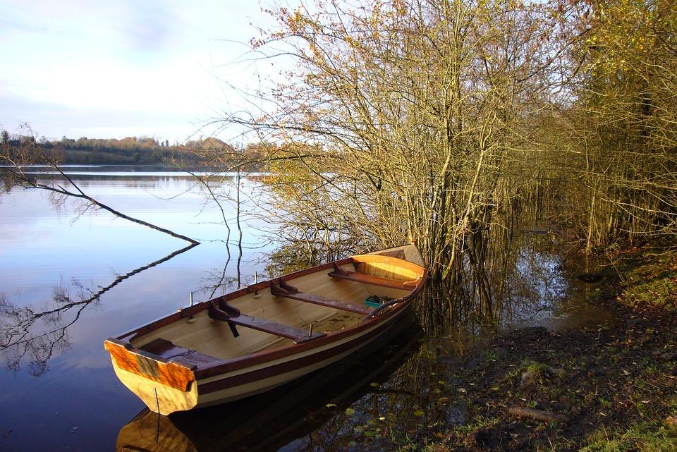 Boot, Water, Lake, Jetty, Ship