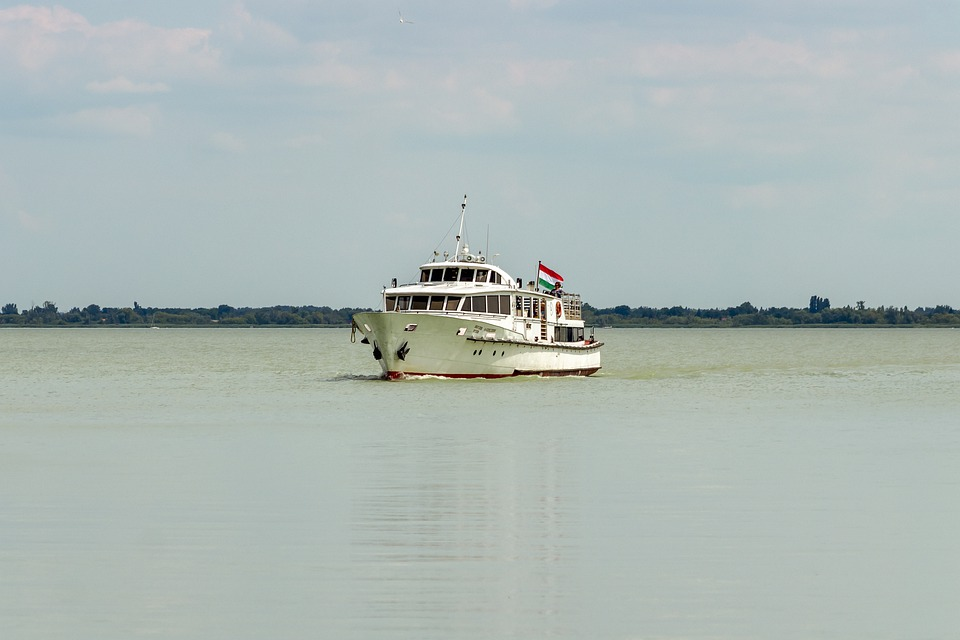 Ship, Lake, Water, Tourism, Excursion, Balaton Lake
