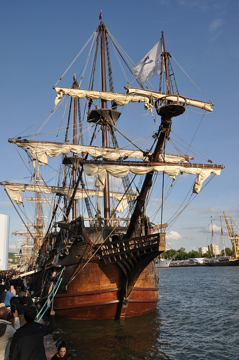 Sailboat, Sea, Sailing, Maritime, Marine, Ship, Sky