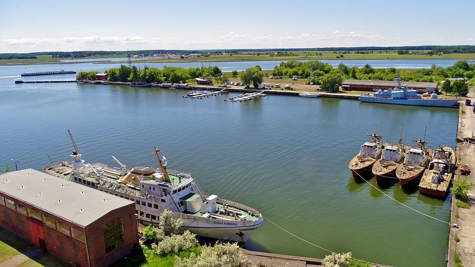 Usedom, Peenemünde, Ship, Water, Boats