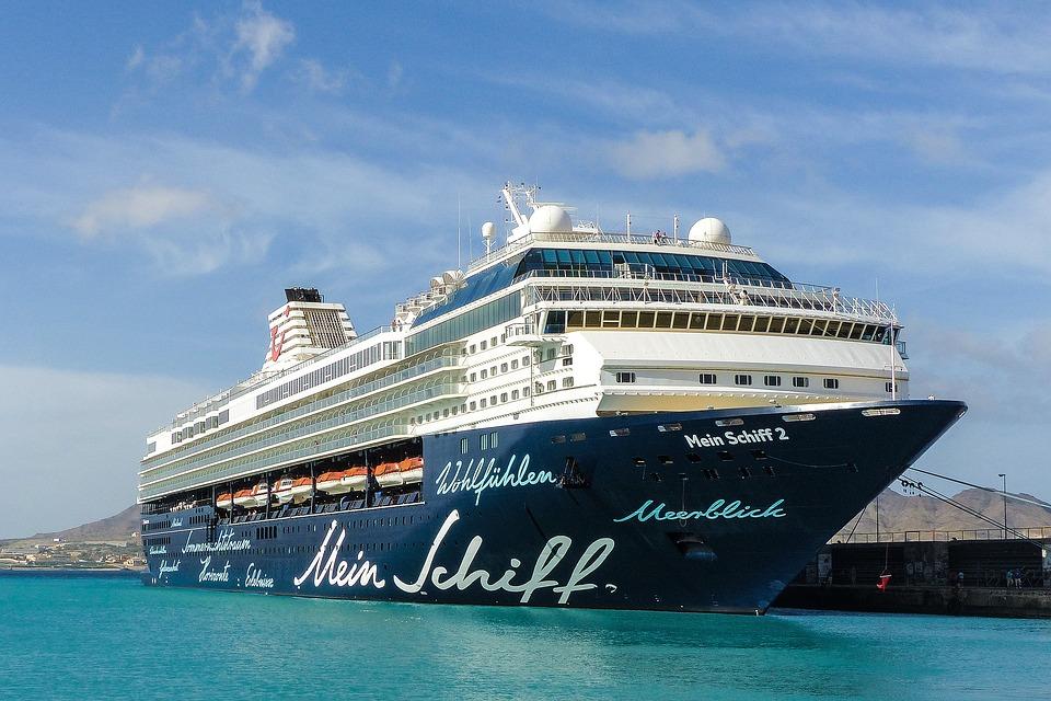 Ship, Cruise Ship, Ocean Liners, Travel, Ocean, Port