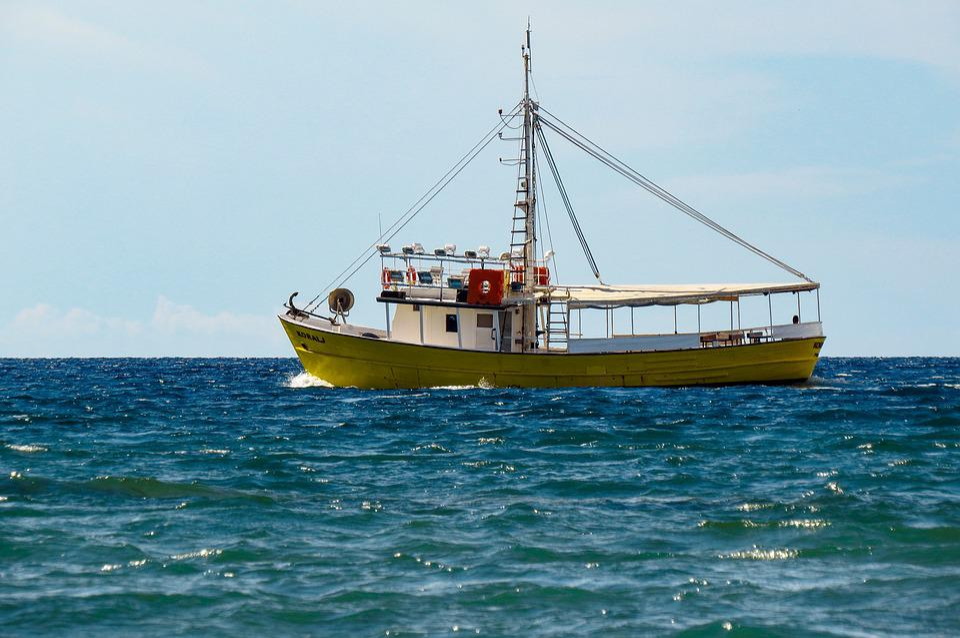 Powerboat, Boot, Water, Ship, Sea, Lake