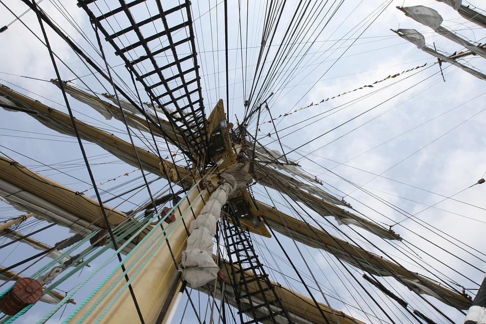 Sailboat, Rik, Sailing, Ship, Sail, Adventure