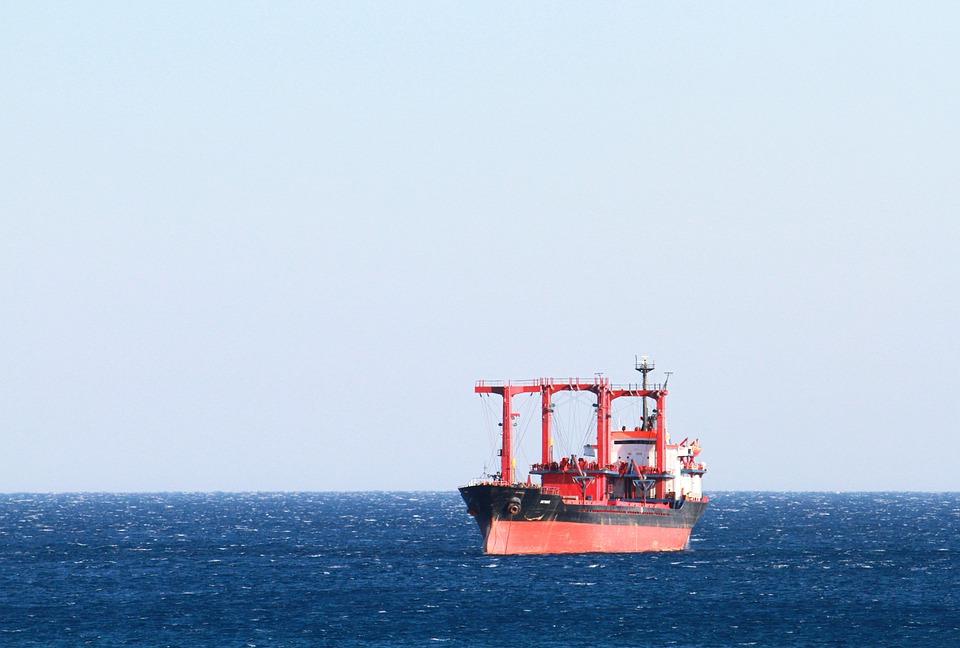 Ship, Tanker, Cargo, Sea, Transportation, Shipping